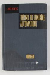 THEORIE DU CONTROLE AUTOMATIQUE par I. ROITENBERG , 1974