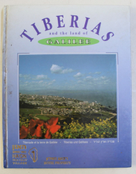 TIBERIAS AND THE LAND OF GALILEE *TEXT IN 4 LIMBI