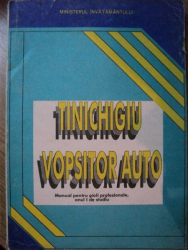 TINICHIGIU VOPSITOR AUTO , 1994
