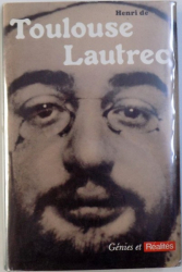 TOULOUSE LAUTREC par GERARD BAUER ...CLAUDE ROGER - MARX , 1972