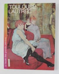 TOULOUSE LAUTREC par GILLS NERET , 1980
