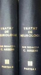 TRATAT DE NEUROLOGIE-C. ARSENI  VOL 3  2 PARTI