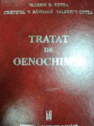 TRATAT DE OENOCHIMIE- VALERIU D. COTEA, CRISTINEL V. ZANOAGA… BUC. 2009