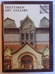 TRETYAKOV ART GALLERY  - A GUIDE by V. M. VOLODARSKY, 1977