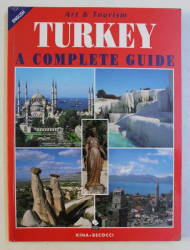 TURKEY - A COMPLETE GUIDE by LUCIANA SAVELLI LISTRI