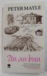 UN AN BUN , roman de PETER MAYLE , 2015