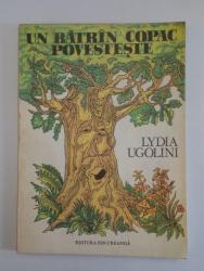 UN BATRAN COPAC POVESTESTE de LYDIA UGOLINI 1983