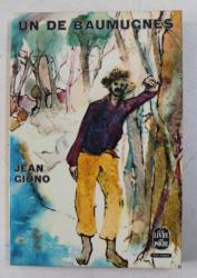 UN DE BAUMUGNES par JEAN GIONO , 1965