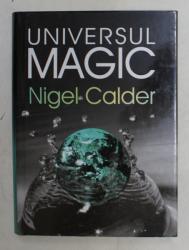 UNIVERSUL MAGIC de NIGEL CALDER , 2003