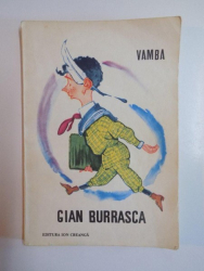 VAMBA de GIAN BURRASCA , ILUSTRATII de EUGEN TARU , 1992