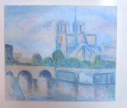 NOTRE DAME DIN PARIS - ARHITECT RADU MARIUS OCTAV