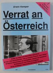 VERRAT AN OSTERREICH von ERWIN KEMPER , 1996