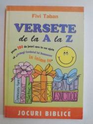 VERSETE DE LA A LA Z de FIVI TABAN , 2004