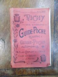 Vichy si imprejurimile, ghid de buzunar 1929