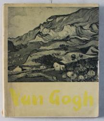 VINCENT VAN GOGH  , CATALOG DE EXPOZITIE , VARSOVIA , 1962
