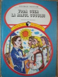 VODA CUZA LA HANUL CUCULUI . INSIR-TE MARGARITE de GEORGE NESTOR , ILUSTRATII de DONE STAN , 1979