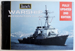 WARSHIP - RECOGNITION GUIDE by KEITH FAULKNER , 1999