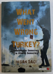 WHAT WENT WRONG IN TURKEY ? FROM MUSLIM DEMOCRACY TO  ILLIBERAL DEMOCRACY by IHSAN DAGI , 2015