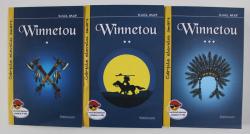 WINNETOU , VOLUMELE I - III , EDITIA A IV - A de KARL MAY , 2021