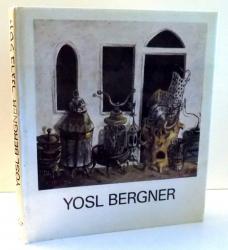 YOSL BERGNER by NISSIM ALONI, RODI BINETH-PERRY , 1981