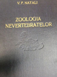 ZOOLOGIA NEVERTEBRATELOR- V.F. NATALI, BUC.1954