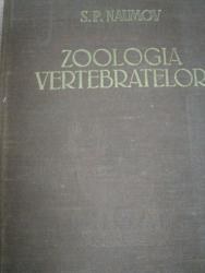 ZOOLOGIA VERTEBRATELOR  de S.P.NAUMOV,BUC.1954