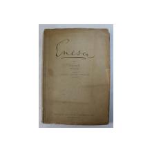ÈNESCU  - OP.7 - OCTET 9 DO MAJOR PENTRU 4 VIOLINE , 2 VIOLE SI 2 VIOLONCELE  - PARTITURA , 1957
