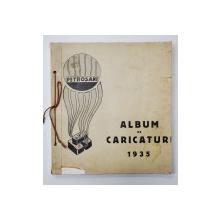 ' PETROSANI ' - ALBUM DE CARICATURI , 1935