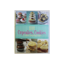 1001 CUPCAKES , COOKIES AND OTHER TEMPTING TREATS , consultant editor SUSANNA TEE , 2011