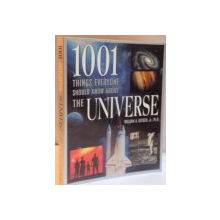 1001 THINGS EVERYONE SHOULD KNOW ABOUT THE UNIVERSE by WILLIAM A. GUTSCH , 1998