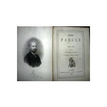 101 FABULE - GEORGE SION  - BUC. 1869