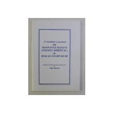 15 MEDITATII SI PARABOLE DIN MASNAVI-E MANAVI (POEMUL SPIRITUAL) de DJALAL UD DIN RUMI , 2000