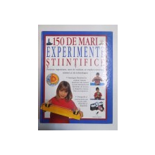 150 DE MARI EXPERIMENTE STIINTIFICE, 2008