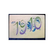 1910 - Carte postala