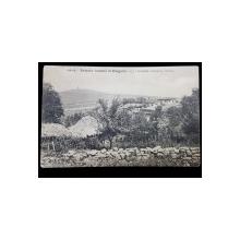 (1913) - Armata Romana in Bulgaria. Santinela romana la Sadovec - CP Ilustrata