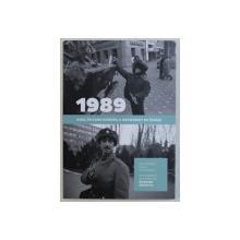 1989 , ANUL IN CARE EUROPA A REDEVENIT EA INSASI , CALATORIA UNUI FOTOGRAF , FOTOGRAFII SI TEXTE de EDWARD SEROTTA