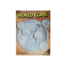 1996 STANDARD CATALOG OF WORLD COINS-CHESTER L. KRAUSE AND CLIFFORD MIHSLER  23RD EDITION