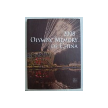 2008 OLIMPIC MEMORY OF CHINA , ALBUM DE FOTOGRAFIE