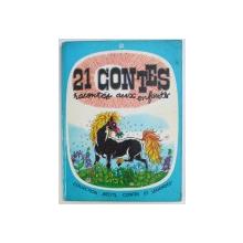 21 CONTES RACONTES AUX ENFANTS