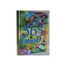 365 FABULE , ILUSTRATII de CARLOS BUSQUETS , 2009