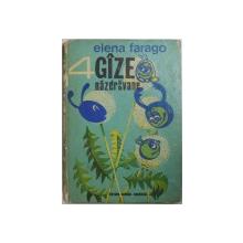 4 GAZE NAZDRAVANE de ELENA FARAGO, 1975
