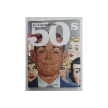 50 s ALL - AMERICAN ADS , edited by JIM HEIMANN , 2002