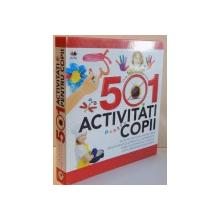 501 ACTIVITATI COPII , 2010