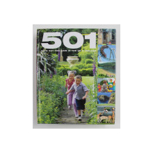 501 DAYS FOR KIDS IN THE UK AND IRELAND edited by EMMA HILL , 2010