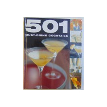 501 MUST-DRINK COCKTAILS, 2009