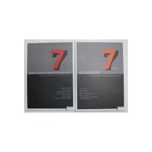 7 SIEBEN OFFENE TERRASSEN ZUR WELT  - JUNGE RUMANISCHE KUNST , BAND I- II , 2010