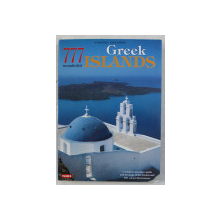777 GREEK WONDERFUL ISLANDS , A COMPLETE TRAVELLERS GUIDE WITH 81 MAPS OF THE ISLANDS AND 360 COLOUR ILLUSTRATIONS by YIANNIS DESYPRIS , 1994