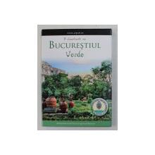9 ILUSTRATE CU BUCURESTIUL VERDE / 9 POSTCARD WITH THE GREEN BUCHAREST