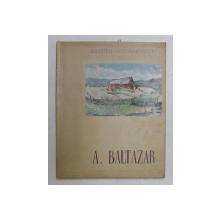 A. BALTAZAR de PETRU COMARNESCU , 1956