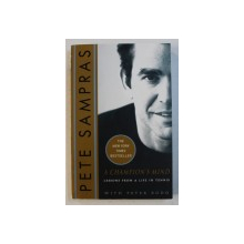 A CHAMPION ' S MIND - LESSONS FROMA A LIFE IN TENNIS by PETE SAMPRAS with PETER BODO , 2008